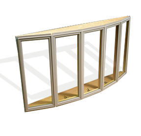 Casement Bow Window
