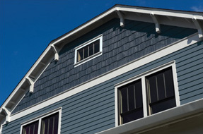 SmartSide Wood & Resin Siding